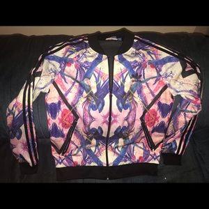 Women's Adidas Trefoil Rose J Jacket L(US) (UK)18